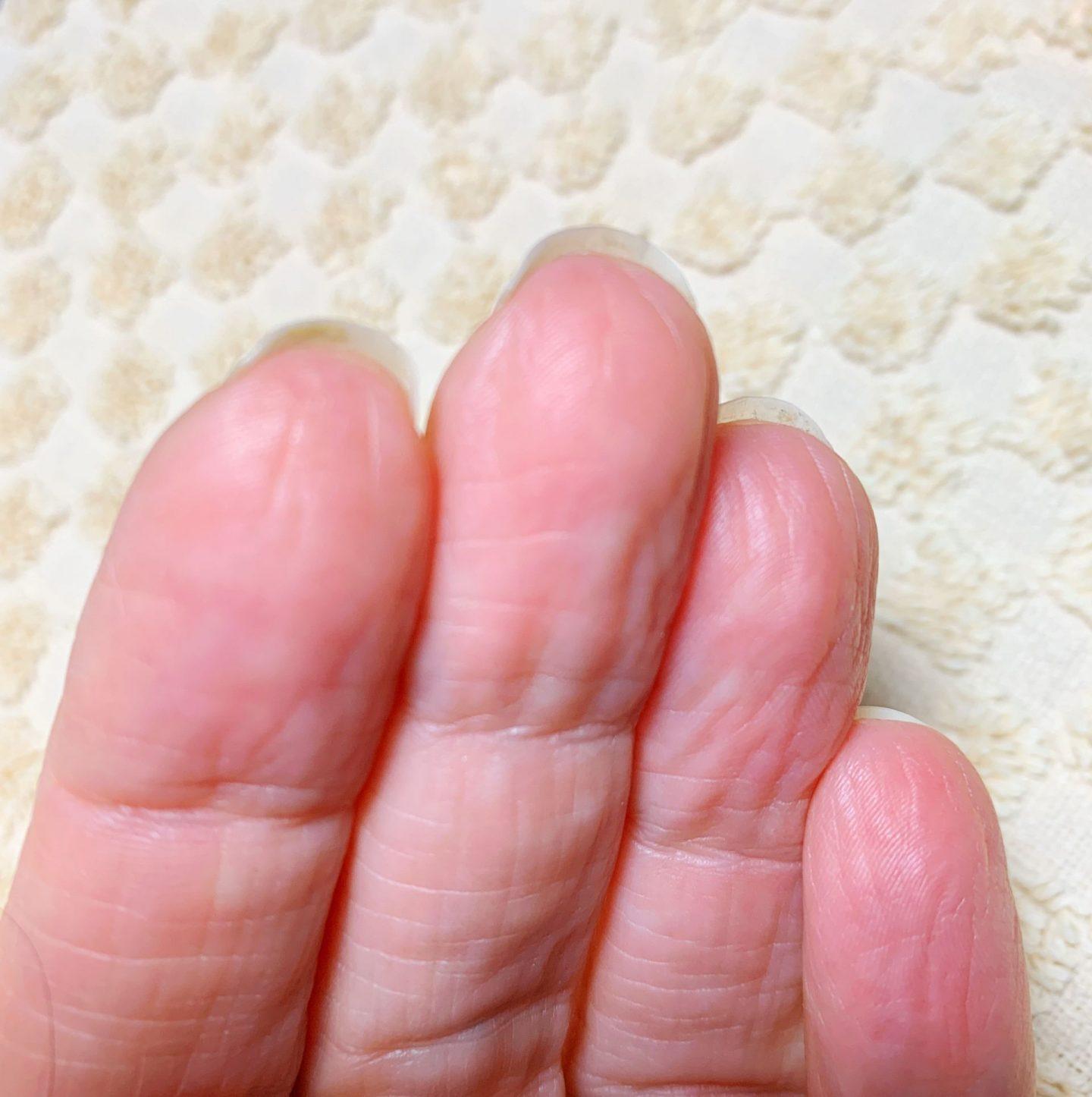 What hides behind your fingernails?