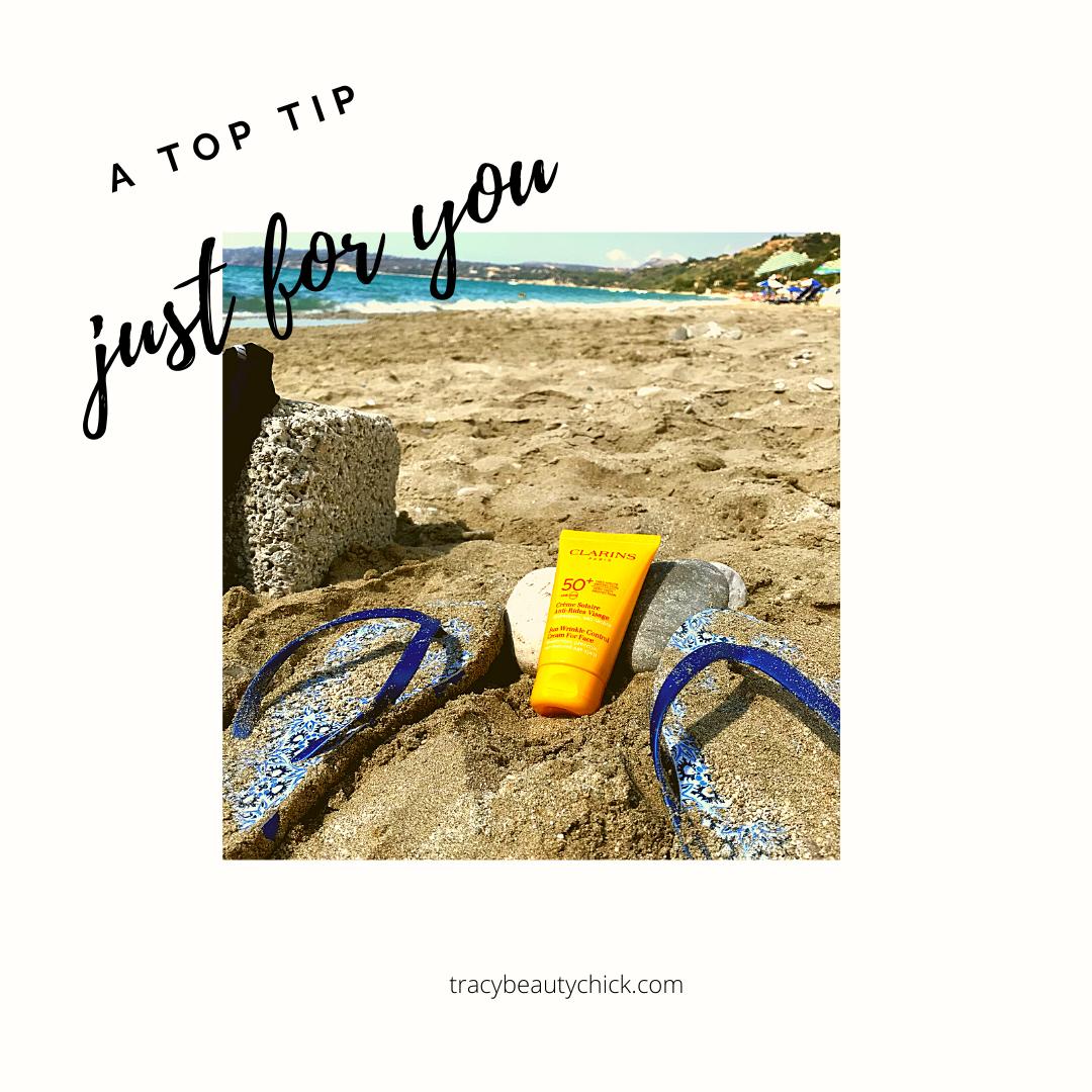 Top Tip – Sun Care